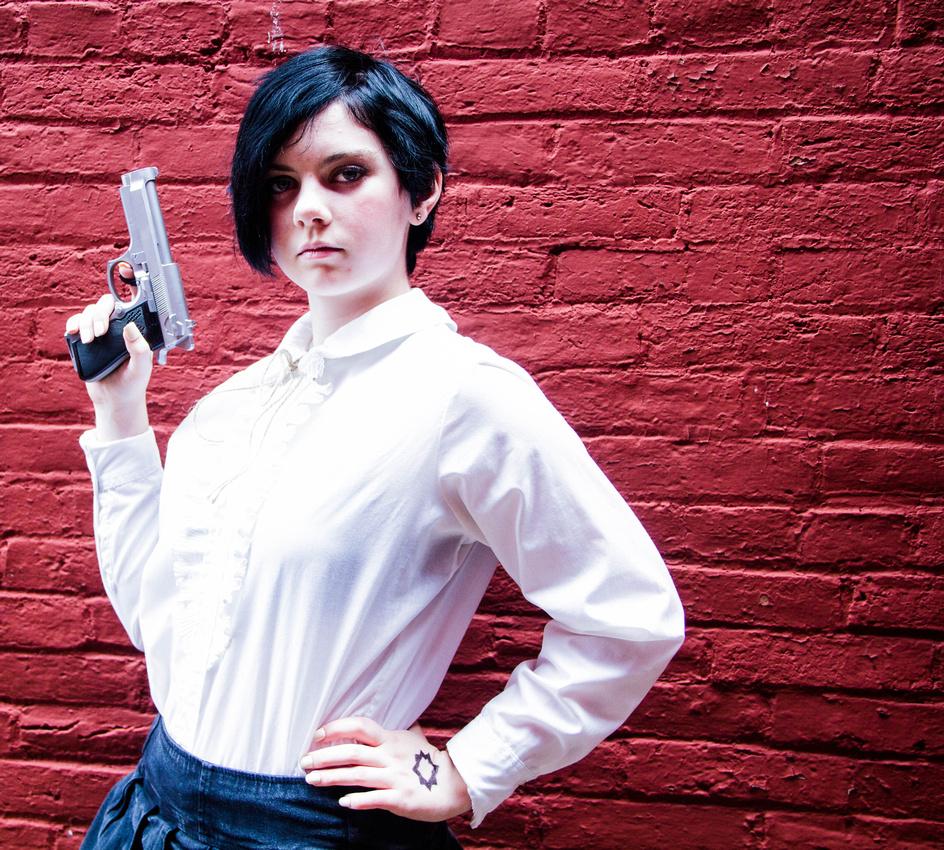 Ms. Eclipse Nighshade's JRPG cosplay