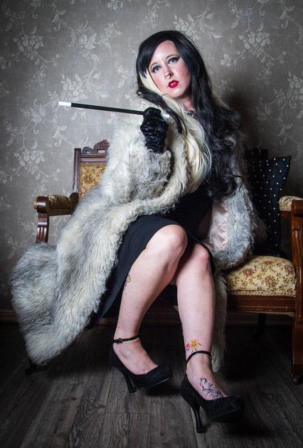 Katie Dempsey as Cruella Deville