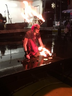 Reading Fire and Ice Fest 2017