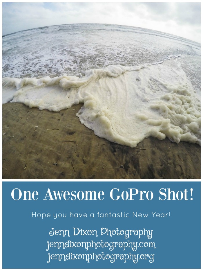 One awesome GoPro shot! 2016 countdown by Jenn Dixon Photography.